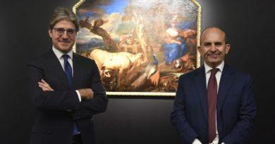 Mecenatismo: La Maga Circe del Grechetto della Galleria Nazionale di Palazzo Spinola di Genova in esposizione in Borsa Italiana fino  al 24 febbraio