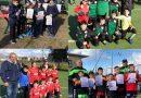 Macerata Campania – La rinascita sannicolese si aggiudica il torneo giovanile 'Il gioco e la fede nel calcio'
