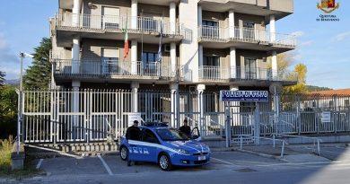 Telese Terme: Quattro cittadini georgiani arrestati per furto aggravato