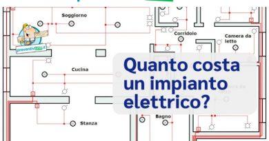 Sempre più richiesti i rifacimenti degli impianti elettrici per l'efficienza energetica