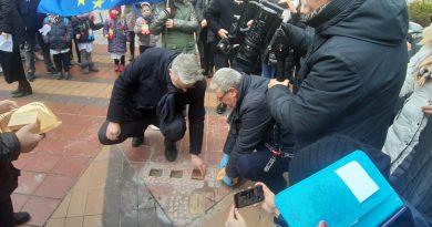 San Giorgio a Cremano. Il valore della memoria, posate le prime 4 pietre d'inciampo dedicate alle vittime sangiorgesi della furia nazista
