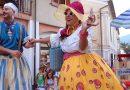 Carnevale all'Edenlandia con la performance itinerante 'Tipi da spiaggia'