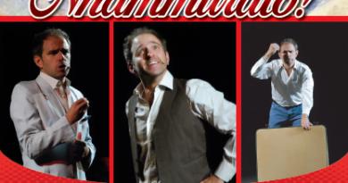 Caiazzo – Domenica 1 Marzo al Teatro Jovinelli Antonio Speranza con 'So Dante