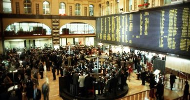 Italia verso la recessione, borsa in rosso con ribasso del 6%