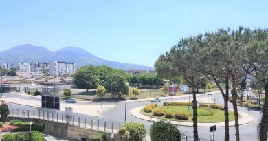 La piazza virtuale di San Sebastiano al Vesuvio