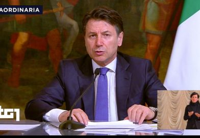 """Coronavirus – Conte agli italiani: """"attiviamo la catena della solidarietà comunale per dare ossigeno immediato ai loro bilanci"""""""