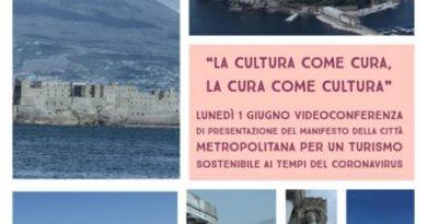 """""""La Cultura come cura, la cura come Cultura. Il Turismo ai tempi del coronavirus"""""""