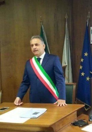 Il sindaco Stefano Cioffi