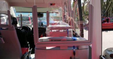Coronavirus Campania, sicurezza trasporti sulle isole