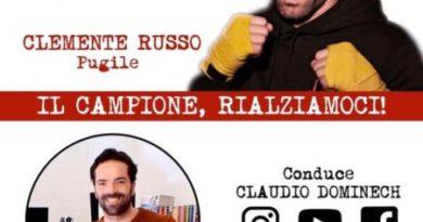"""Dalla quarantena al ring, Clemente Russo a l'antivirus: """"Sulla riapertura, sarei stato più drastico: lockdown totale, oppure aprire tutto"""""""