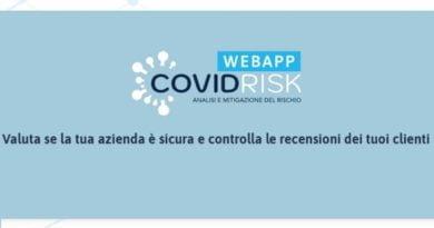 Fase2: 'Covidrisk', il tuo ristorante preferito e' sicuro? nasce il sito per scoprirlo