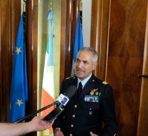 Gen. S.A. Aurelio COLAGRANDE, Comandante delle Scuole dell'Aeronautica Militare 3^ Regione Aerea