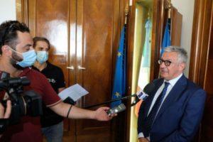 Intervista al rettore dell'Università della Campania, prof. PAOLISSO
