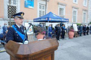 Intervento del Col. Nicola Gigante, Comandante uscente