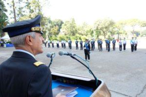 Intervento del Gen. SA Aurelio Colagrande, Comandante delle Scuole AM