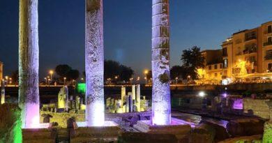 Nuova vita per il Tempio di Serapide grazie all'impegno dell' Ati Macellum
