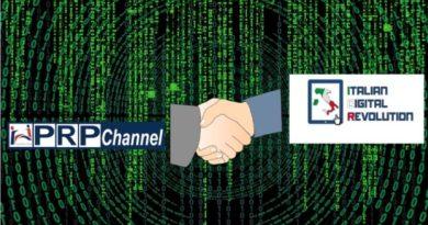"""AIDR e PRP Channel, firmano accordo di collaborazione: """"Più digitale,   più citizen journalism"""""""