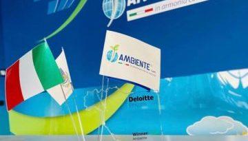 Ambiente Spa premiata fra le migliori aziende da Deloitte