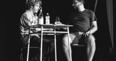 Lodo Guenzi e Bebo Guidetti dello Stato Sociale a Cetara per un omaggio a Calvino e Tondelli | 18 settembre