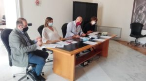 Gioranta Europee del Patrimonio conferenza stampa a Salerno