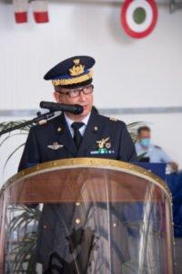 L'intervento del Comandante delle Forze di Supporto e Speciali, Generale D.A. Achille Cazzaniga.