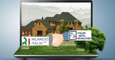 SUPERBONUS 110%: siglato accordo tra Aidr e il portale RILANCIO ITALIA   2020 per ottenere il credito d'imposta