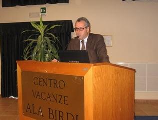 del Dr. Arturo Veneruso Innovation Manager e membro dell'Osservatorio AIDR per la Digitalizzazione dell'Ambiente e dell'Energia