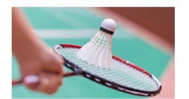 Badminton Porte Aperte