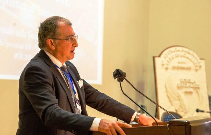 Ing. Giuseppe Morsillo, Presidente Centro Italiano Ricerche Aerospaziali (CIRA)