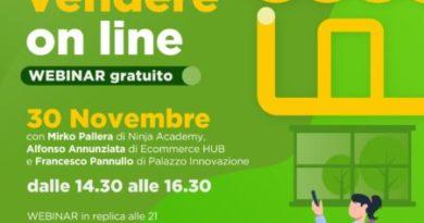 """Virvelle e Palazzo Innovazione presentano """"Metodi di commercio online"""""""