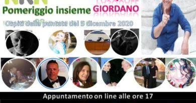 """Maddaloni, in onda """"Pomeriggio insieme"""" il nuovo Talk show by Pasquale Giordano"""