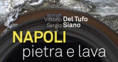 Rogiosi Editore presenta 'NAPOLI pietra e lava. Il lungo viaggio de L'Uovo di Virgilio'
