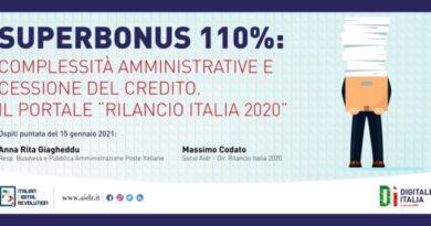 A Digitale Italia il Superbonus110: tra opportunità e sfide