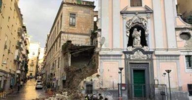 """Napoli, Nappi (Lega): """"Ennesimo crollo annunciato, de Magistris già in campagna elettorale"""""""