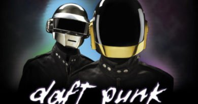 Daft punk: The End