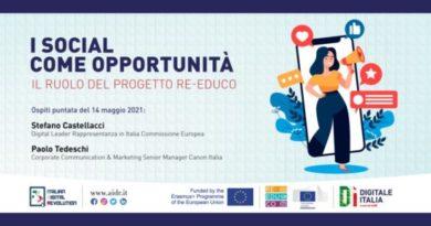 I social come opportunità, a Digitale Italia gli interventi della   Commissione Europea