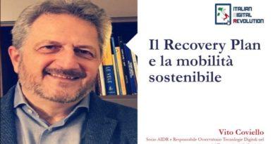 Il Recovery Plan e la mobilità sostenibile