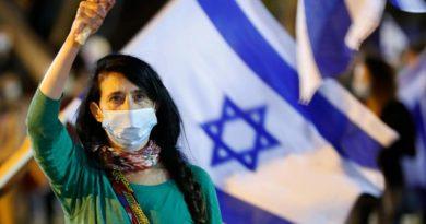 Solidarietà alla popolazione israeliana dalla Comunità Ebraica di Napoli