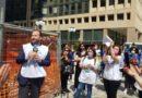 """Autismo, Zinzi (Lega) alla manifestazione: """"Su Aba passiamo dalle parole ai fatti"""""""