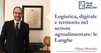 Logistica, digitale e territorio nel settore agroalimentare