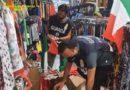 Napoli, sequestrati 1.600.000 articoli contraffatti e non sicuri
