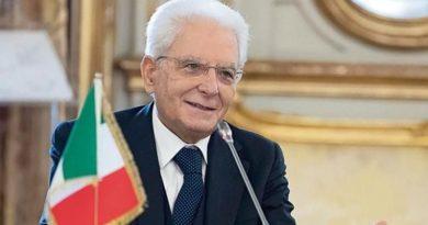 Auguri per l'ottantesimo compleanno del Presidente della Repubblica, Sergio Mattarella