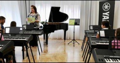 Accademia musicale Yamaha, al via i corsi di educazione musicale a Caserta e San Nicola la Strada