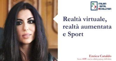 Realtà virtuale, realtà aumentata e Sport