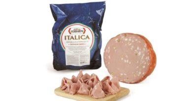 Alimentare: Ferrarini lancia Italica, la mortadella top di gamma dedicata alle migliori salumerie