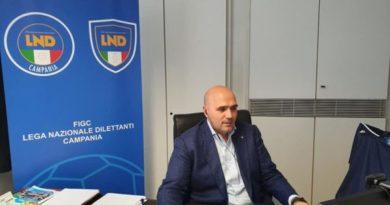 """Presidente Zigarelli ai club campani: """"L'unità del gruppo forza motrice per la rinascita"""""""