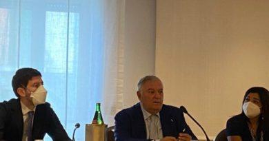 Il ministro Speranza a Napoli. L'incontro con i biologi ed il presidente D'Anna (ONB)