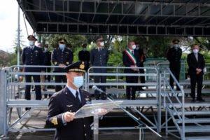Intervento del Comandante della Scuola Specialisti - Col. Roberto Impegno