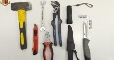 Cava de'Tirreni: arrestato un pregiudicato per tentata rapina
