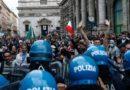 Roma, poliziotto si costituisce per aver colpito manifestante